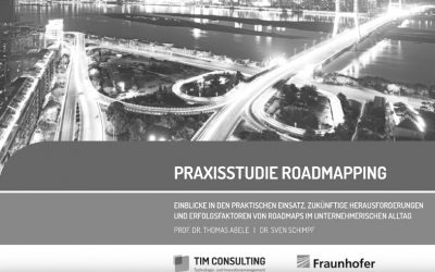 "02.2016 ""Praxisstudie Roadmapping"""
